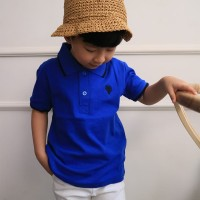 Polo Shirt Premium Anak - Anak P001 by Little Jergio