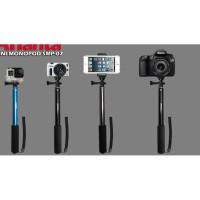 Termurah! Monopod Kamera dan Tongsis GoPro, HP Samsung