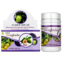 Kapsul Mengkudu (Morinda Citrifolia) 50 kapsl Obat Herbal Darah Tinggi