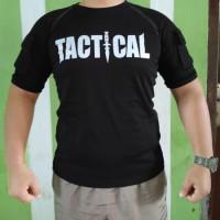 Baju Kaos Tactical Tektical Taktikal Bdu Combat Lengan Pendek Sablon