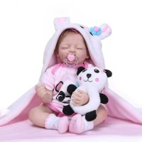 Boneka Reborn Bunny Blanket / Boneka bayi /Boneka NPK