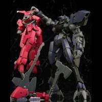 Bandai Gundam HG 1/144 IBO Graze Ein , big boss barbatos