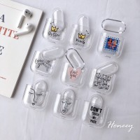 Hardcase Coupon Queen King Apple AirPods Bluetooth Earphone
