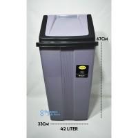Tempat Sampah Dustbin Keranjang Sampah KOMET 42 Liter C1 C-1