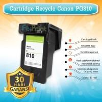 Cartridge Tinta Recycle Canon PG810 810 Printer iP2770 MX366 MX328 287
