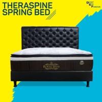 Kasur Theraspine Royal Spine Spring Bed ( Kasur Only )