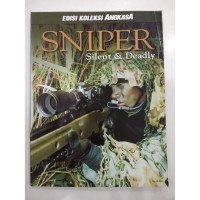 Majalah Edisi Koleksi Angkasa - Sniper Silent & Deadly