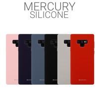 GOOSPERY Samsung Galaxy Note 9 Mercury Silicon Case