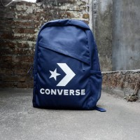 Tas ransel backpack converse navy original asli murah