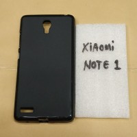 Silikon karet xiaomi redmi note 1 note1 capdase soft case murah meriah
