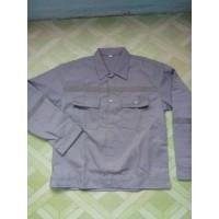 Baju Kerja Safety / Baju Proyek / Seragam Safety / Kerja Size M L XL