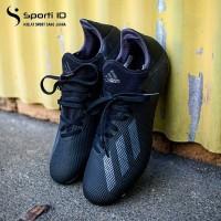 Sepatu Bola Adidas X 19.3 FG Silver Core Black/Silver F35381 Original