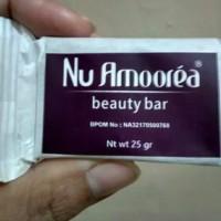 [ Termurah ] NU Amoorea beauty bar 25 gr