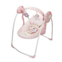 Baby Elle Bouncer Automatic Baby Swing 33006 - Pink
