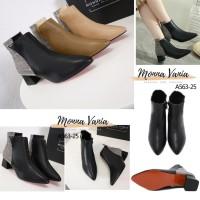 Sepatu Booth Monna Vania A563-25 ap