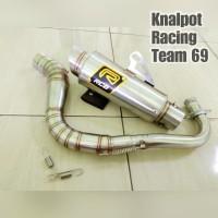 knalpot Rcb beat fi beat karbu Mio sporty Vario Scoopy knalpot racing