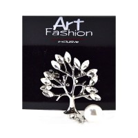 Art Fashion Bros Premium Silver Mutiara 4201