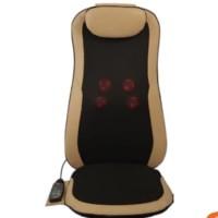 Alat Pijat Badan Kursi Pijat Shiatsu Massage Cushion 3D 2 in 1 Ori