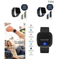 Special Edition - Fitbit Versa 2.0 Sporty Smartwatch/Jam tangan