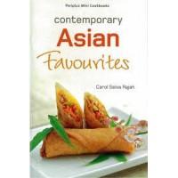 Periplus Mini Cookbooks - Contemporary Asian Favourit - 9780794606404