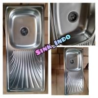 LARIS Bak Cuci Piring Sink Murah kitchen sink westafel afur plastik
