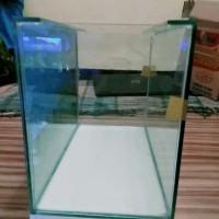 Bak Aquarium kaca