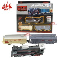 Intelligent Classical Train Mainan Kereta Api Lokomotif