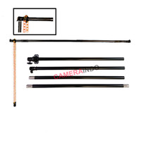 Background Crossbar Roll Support Stand