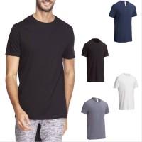 DOMYOS Baju Gym - Olahraga - Kaos Polos ORI DECATHLON grab it fast