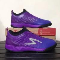 Sepatu futsal specs metasala musketeer deep purple 40078 original