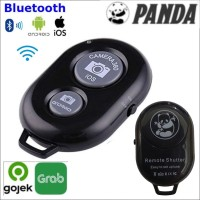 Tomsis Bluetooth Panda Smartphone Remote Shutter kamera Android IOS
