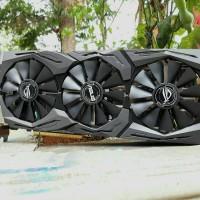 Sale Asus Strix Gaming GTX 1070 8GB Fisik Masih mulus kinclong U