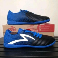 Paling Terlaku Sepatu Futsal Specs Equinox Black Tulip Blue 400772