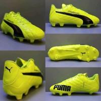 Terlaris Sepatu Bola Puma Evo Speed Hijau New