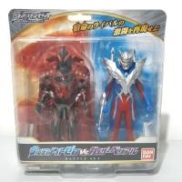 Ultimate Zero VS Kaiser Belial Battle Set Bandai Ultraman Figure
