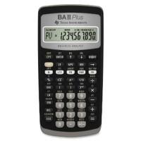 Kalkulator Keuangan TEXAS INSTRUMENTS BA II PLUS Standard - FINANCE
