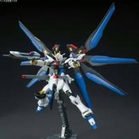 Bandai HG 1/144 Strike freedom Gundam Revive seri terbaru