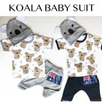 KOALA BABY SUIT by babybeb setelan anak setelan bayi babeebabyshop