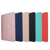 Casing Soft Case Silikon Multi Lipat untuk iPad Pro 97 105 11