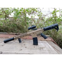 AR-15 airsoft spring / M4 Predator Rifle