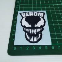 Cutting Sticker VENOM 5x7cm bahan oracal