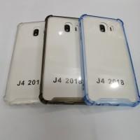 Anti Crack Case Alkrilik / Fuze Samsung J4 2018