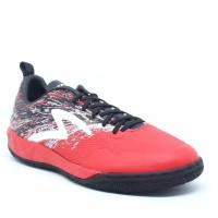 Sepatu Futsal Specs Metasala Warrior Rock Blue Red 400740 Original