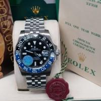 Rolex gmt master II batman jubille 40mm premium