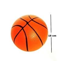 Mainan Bola balon Basket karet
