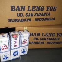 Minyak angin BAN LENG YOE No. 1 (15 ml)