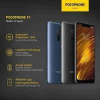 XIAOMI POCOPHONE F1 6/128GB GLOBAL VERSION
