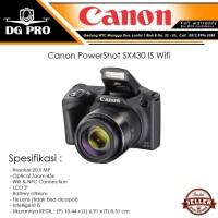 Canon PowerShot SX430 IS Wifi - Kamera Semipro Canon
