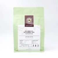 Opal Coffee - Flores Robusta Roasted Beans 250g