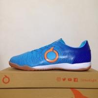 Sepatu Futsal OrtusEight Catalyst Oracle IN Pale Cyan 11020023 Ori